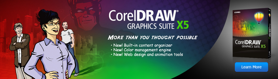 CorelDRAW Graphics Suite X5 + Crack (Patch) + Serial (FULL) CorelDRAW