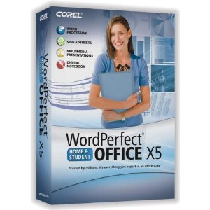 Corel WordPerfect Office X5 Home & Student