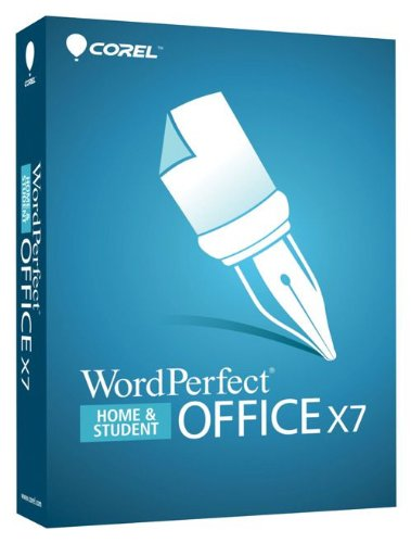 WordPerfect Office X7 Standard - Home & Student -